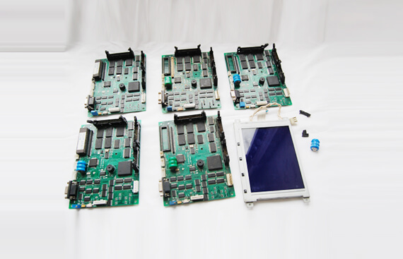 WAC DATA Systems PC boards 2
