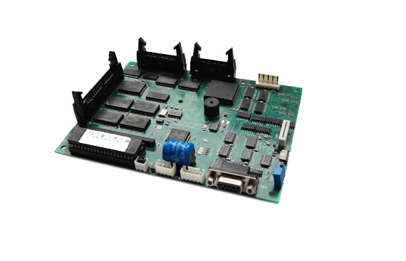 WAC DATA Systems PC boards 6